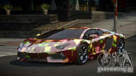 Lamborghini Aventador PS-R S1 для GTA 4