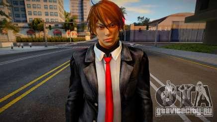 Shin Casual Tekken (DOA) для GTA San Andreas