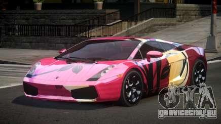 Lamborghini Gallardo PS-I Qz S9 для GTA 4