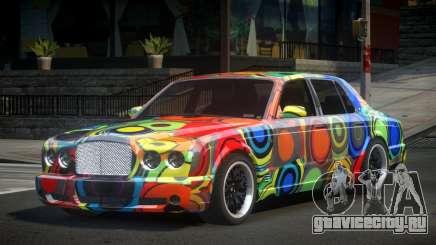 Bentley Arnage Qz S6 для GTA 4