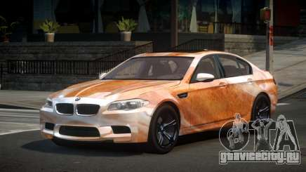 BMW M5 U-Style S9 для GTA 4