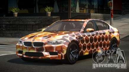 BMW M5 U-Style S4 для GTA 4