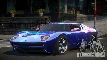 Lamborghini Miura U-Style S1 для GTA 4