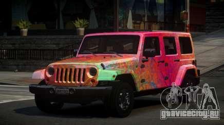 Jeep Wrangler US S5 для GTA 4