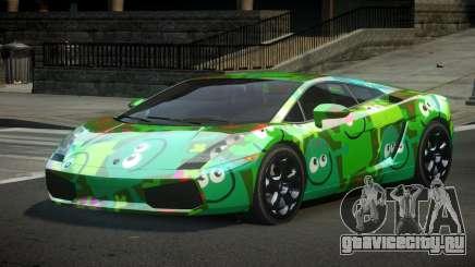 Lamborghini Gallardo PS-I Qz S3 для GTA 4