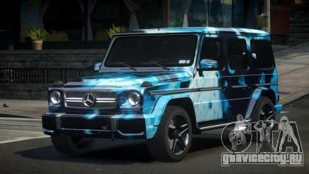 Mercedes-Benz G65 BS-U S6 для GTA 4