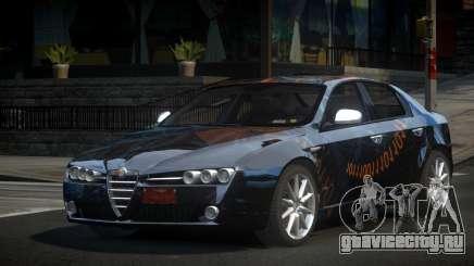 Alfa Romeo 159 U-Style S6 для GTA 4