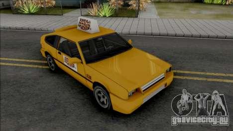 Pizza Delivery Car для GTA San Andreas