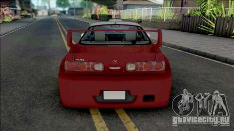 Acura Integra Type R Vortex (NFS Underground) для GTA San Andreas