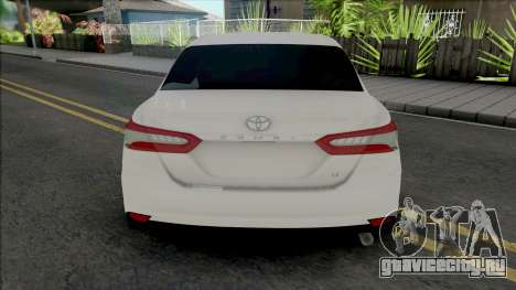 Toyota Camry 2018 Hubcaps для GTA San Andreas