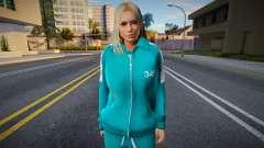DOA Helena Douglas Fashion Casual Squid Game N34 для GTA San Andreas