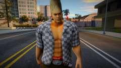 Paul Gangstar 5 для GTA San Andreas