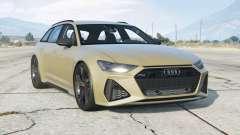 Audi RS 6 Avant (C8) 2019〡add-on v1.0 для GTA 5