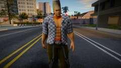 Paul Gangstar 7 для GTA San Andreas