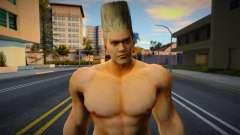 Paul Gangstar для GTA San Andreas