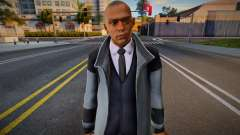 Markus from Detroit Become Human для GTA San Andreas