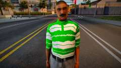 Grove Street Tbone для GTA San Andreas