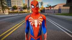 Revamped Advanced Suit для GTA San Andreas