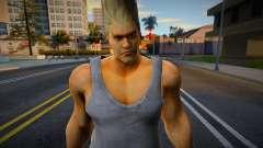 Paul New Clothing 1 для GTA San Andreas