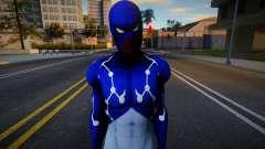 Miles Morales Suit 18 для GTA San Andreas