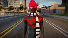Miles Morales Suit 12 для GTA San Andreas