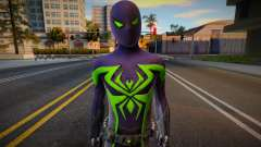 Miles Morales Suit 14 для GTA San Andreas