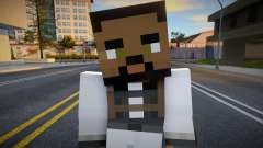 Medic - Half-Life 2 from Minecraft 5 для GTA San Andreas