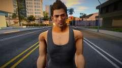 Brad Burn Tagger Boy 9 для GTA San Andreas