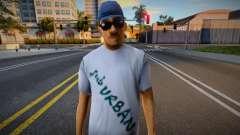 New hmyst skin для GTA San Andreas