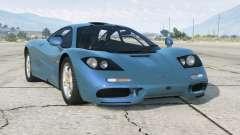 McLaren F1 1993〡add-on v1.2 для GTA 5