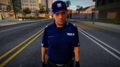POLICJA - Polscy Policjanci 1 для GTA San Andreas