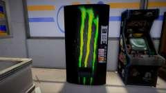 Monster Energy Vending Machine для GTA San Andreas