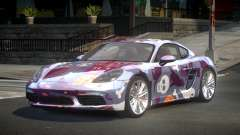 Porsche 718 Qz S10 для GTA 4