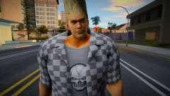 Paul Gangstar 1 для GTA San Andreas