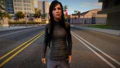Monki Winter 7 для GTA San Andreas