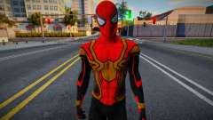 Spiderman Iron Suit NWH для GTA San Andreas