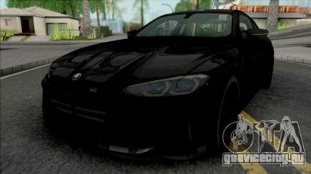 BMW M4 G82 2021 KITH для GTA San Andreas