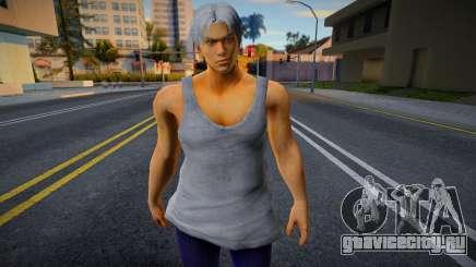Lee New Clothing 1 для GTA San Andreas