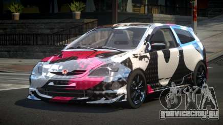 Honda Civic BS-U S10 для GTA 4