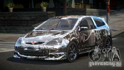 Honda Civic BS-U S5 для GTA 4