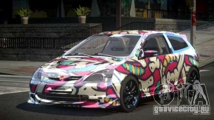 Honda Civic BS-U S8 для GTA 4