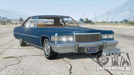 Cadillac Coupe de Ville 1975〡add-on v1.01 для GTA 5