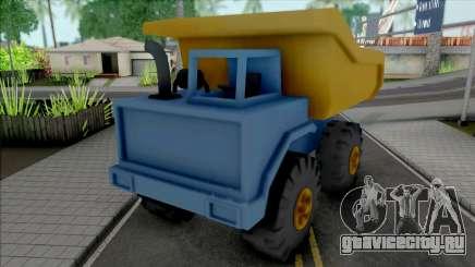 Toy Truck для GTA San Andreas