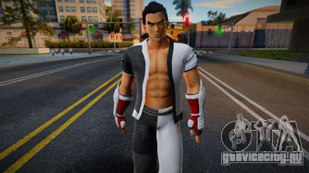 Jin from Tekken 4 для GTA San Andreas