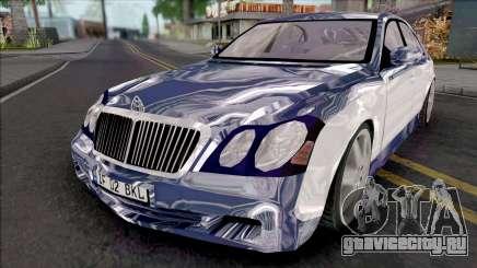 Maybach 57 для GTA San Andreas