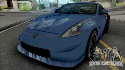 Nissan 370Z Nismo Autech (MRT) для GTA San Andreas