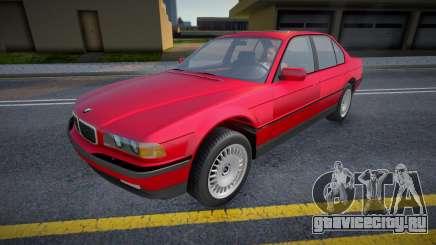 BMW e38 750I (RWmods) для GTA San Andreas