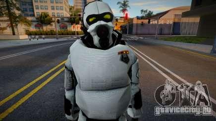 Combine Soldier 98 для GTA San Andreas