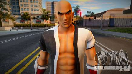 Jin from Tekken 5 для GTA San Andreas