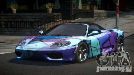 Ferrari 360 Qz S2 для GTA 4